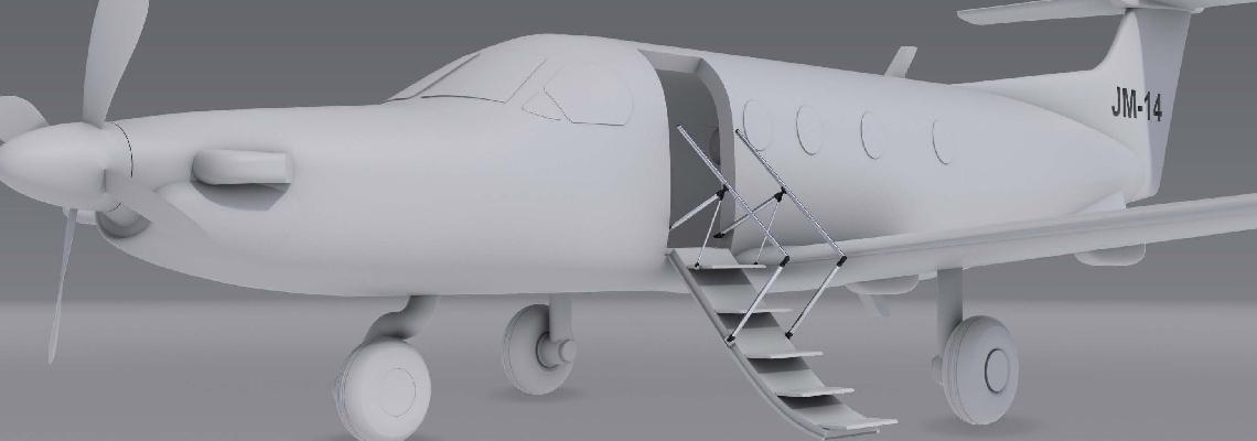 Treppen General Aerospace